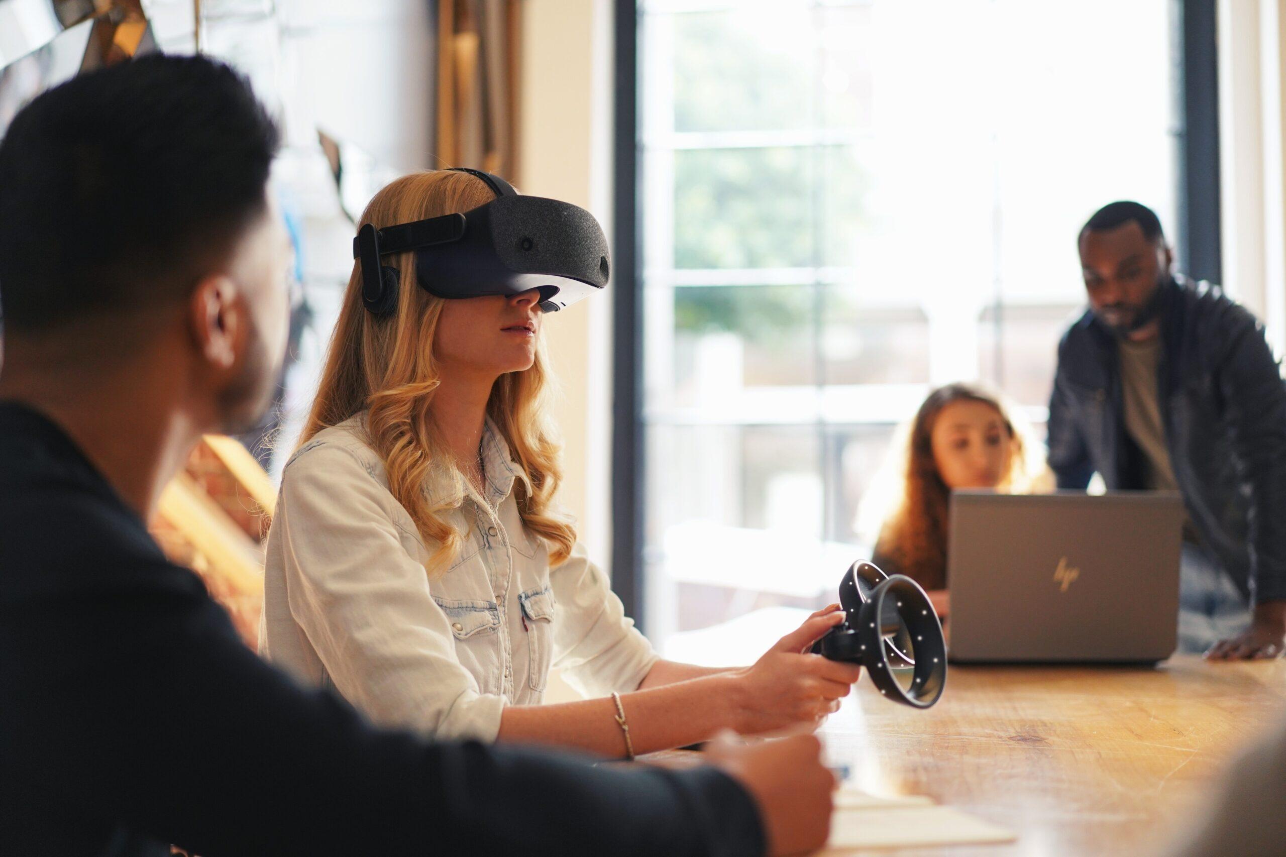 VR i er miljö